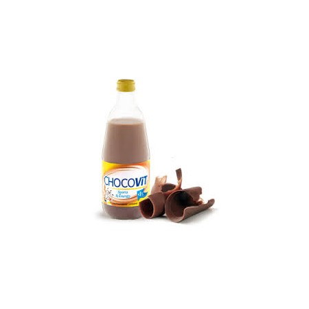 Chocovit Glas 500ml