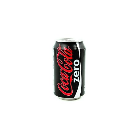 Cola Zero blik 33CL