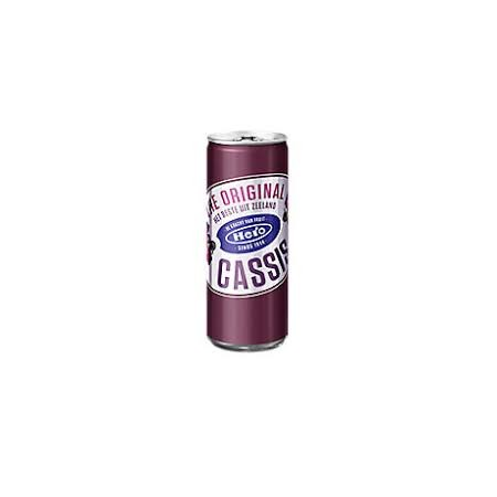 Hero Cassis Blik 25cl