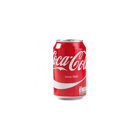 Mini Coca Cola Blik 15cl